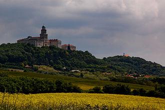 Győr-Moson-Sopron County - Image: Bencés főapátsági templom (4640. számú műemlék) 35