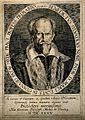 Benedictus Silvaticus. Line engraving, 1635. Wellcome V0005439.jpg