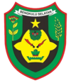 Official seal of South Bengkulu Regency