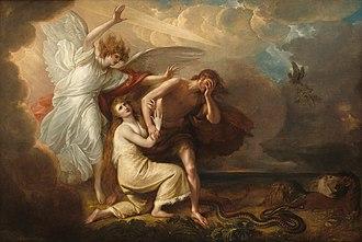 Jewish mythology - The Expulsion of Adam and Eve