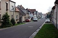 Benndorf (Mansfelder Land), the Ernststraße.jpg