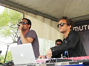 Benoit & Sergio - Image: Benoit & Sergio Piknic Électronik
