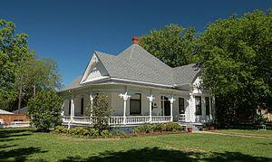 M. A. Benton House - Image: Benton House 2 (1 of 1)