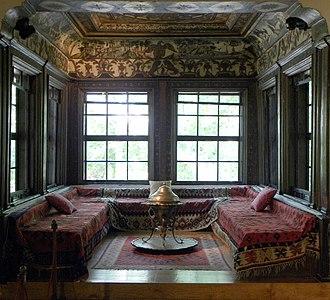 Residence of Prince Miloš - Inside of the Residence