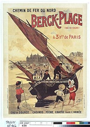 Berck - Image: Berck poster