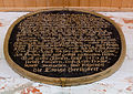 Berendshagen - Kirche - Tafel Hans Wilhelm Baron von Meerheimb.jpg