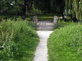 brug over de Rijnbeek