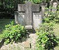 Berlin, Kreuzberg, Zossener Strasse, Friedhof I Jerusalems- und Neue Kirche, Grab Wilhelm Kahl.jpg