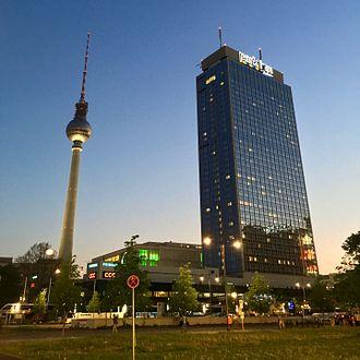 Park Inn Berlin - Park Inn by Radisson Berlin Alexanderplatz