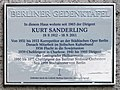 Berliner Gedenktafel Am Iderfenngraben 47 (Nieds) Kurt Sanderling.jpg