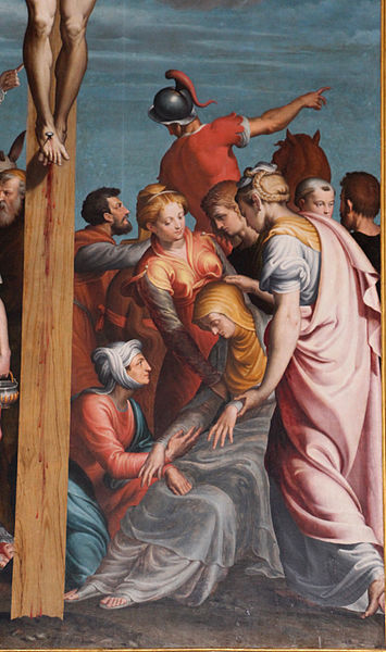 File:Bernardino Campi, crocifissione (1550-70 ca.) dallo scambio con vienna 04.JPG