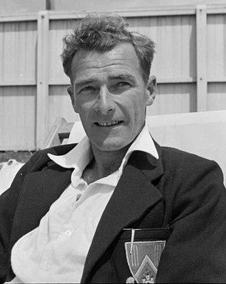 Bert Sutcliffe - Sutcliffe in 1958