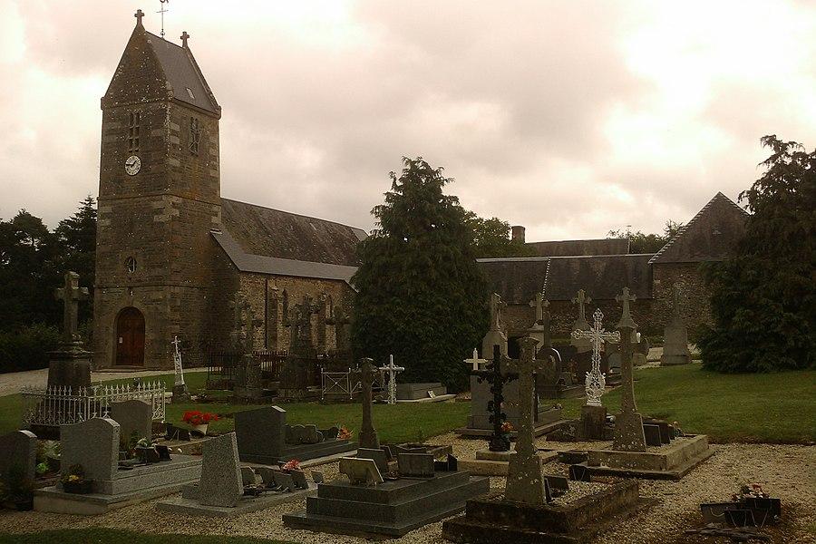 Église de fr:Beuvrigny