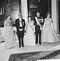 Bezoek van de president van Argentinië, Arturo Frondizi op het Huis den Bosch (g, Bestanddeelnr 911-3874.jpg