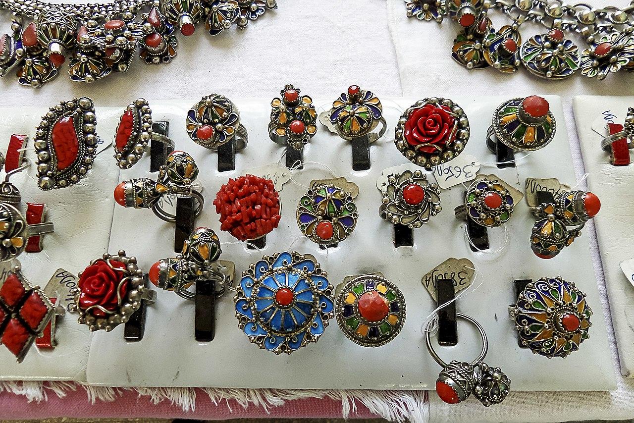 L\'art, l\'artisanat et l\'artistique algérien | Happy in Africa