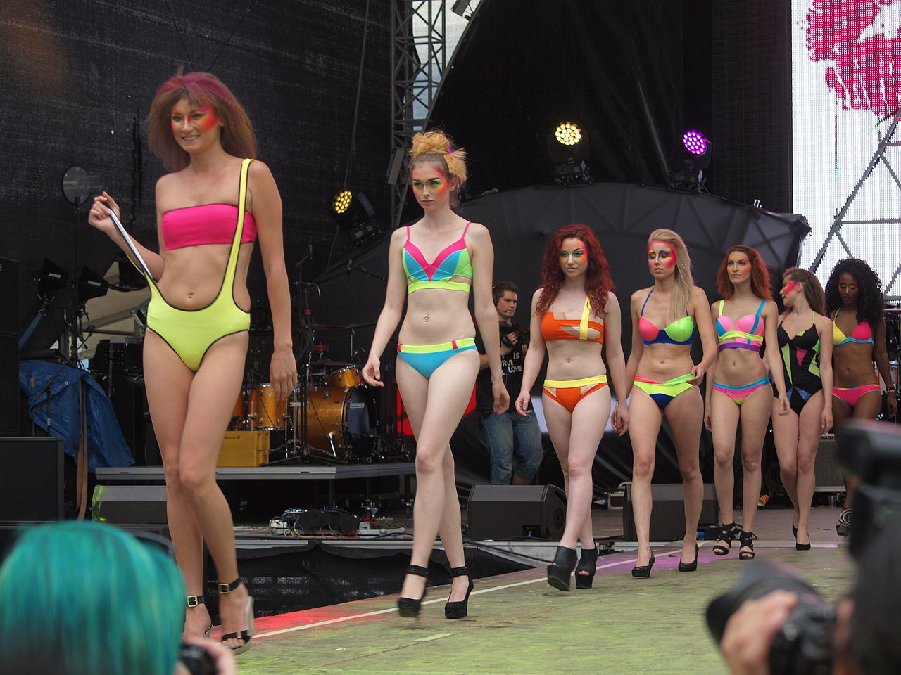 Fashion Trade Show In Itlay
