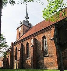 Rendsburg Kirche