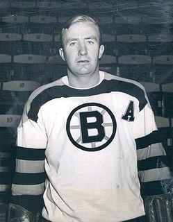 Bill Quackenbush Canadian ice hockey player
