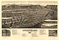 Bird's eye view of Livingston, Mon., Gallatin County 1883. LOC 75694671.jpg