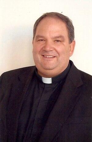 Bernard Hebda - Image: Bishop Bernard Hebda