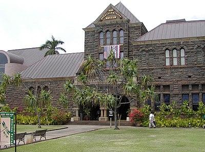 Bernice P. Bishop Museum