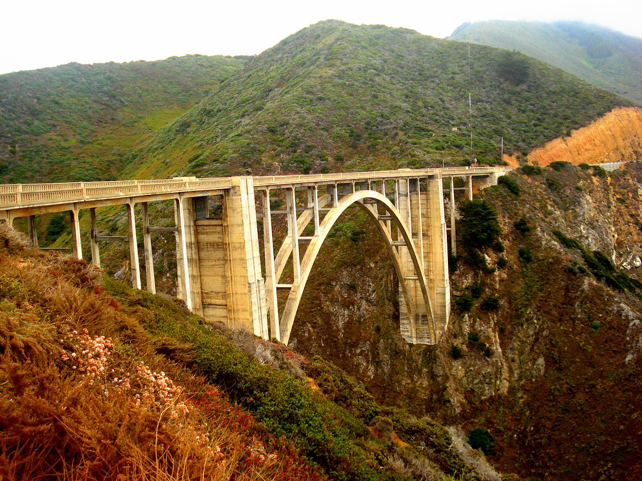 File Bixby Bridge Big Sur Ca Jpg Wikimedia Commons