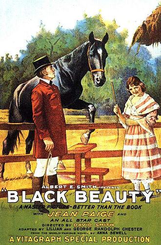 Black Beauty (1921 film) - Image: Black Beauty 1921