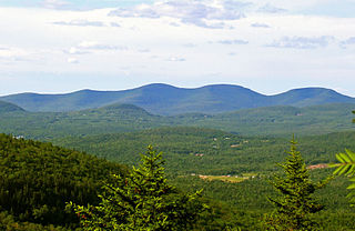 Blackhead Mountains mountain in United States of America