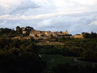 Blauvac - A general view of Blauvac