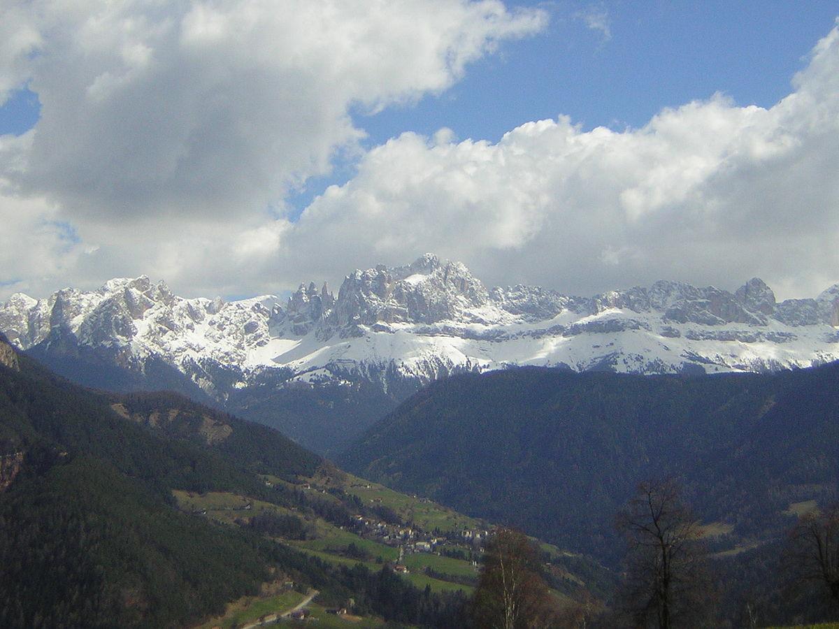 Rosengarten Alpen