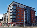 Block of flats on Lordship Lane, Tottenham, London, England 1.jpg