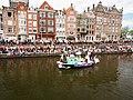 Boat 45 Make America Gay Again, Canal Parade Amsterdam 2017 foto 2.JPG