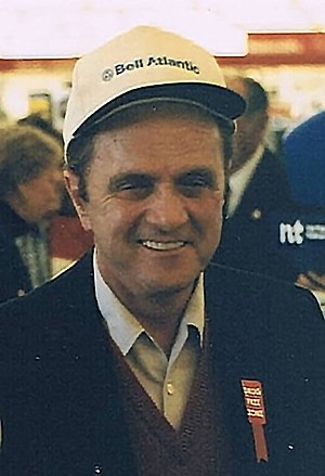 Bob Newhart - About 1991, in Norfolk, Virginia