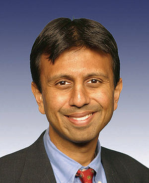 Louisiana gubernatorial election, 2007 - Image: Bobby Jindal, official 109th Congressional photo