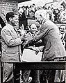 Bobby Jones wint Open in 1930 op Liverpool.jpg