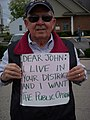 Boehner Constituent Who SupportsThe Public Option (3984144816).jpg