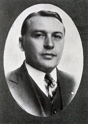 Bohumil Makovsky - Makovsky in 1919, when Kappa Kappa Psi was established