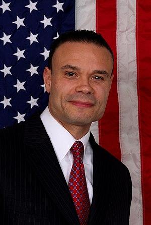 Dan Bongino - Image: Bongino Senate