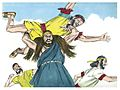 Book of Judges Chapter 15-5 (Bible Illustrations by Sweet Media).jpg