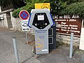 Borne electrique de recharge Morbihan Energies a Priziac.jpg