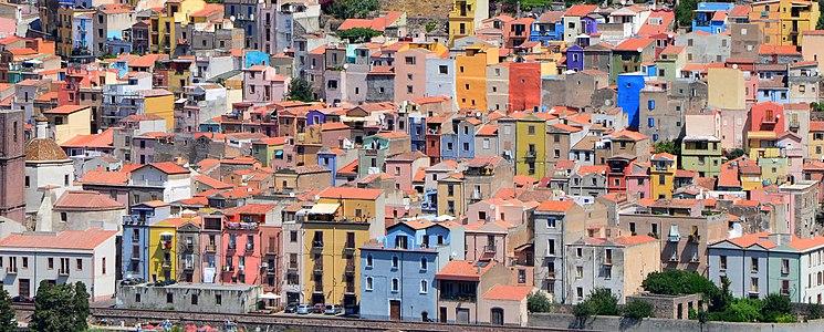 Bosa (Sardinia, Italy)