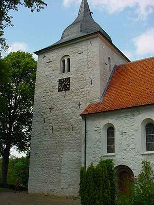 Bosau - St. Peter's