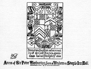Peter Warburton (judge) British judge