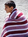 Boy on Lakeshore - Lake Sevan - Armenia (19045145073).jpg