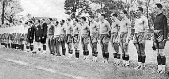 Poland national football team - Poland 5–6 Brazil, 1938