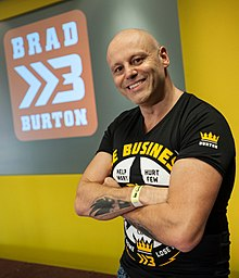 Brad Burton Net Worth
