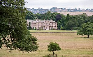 Grade II* listed buildings in Tyne and Wear - Image: Bradley Hall, Prudhoe (geograph 3474499)