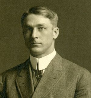 Philip Bartelme - Branch Rickey in 1912