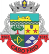 Official seal of Cabo Frio