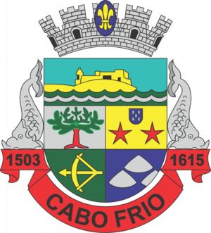 Cabo Frio - Image: Brasao cabofrio